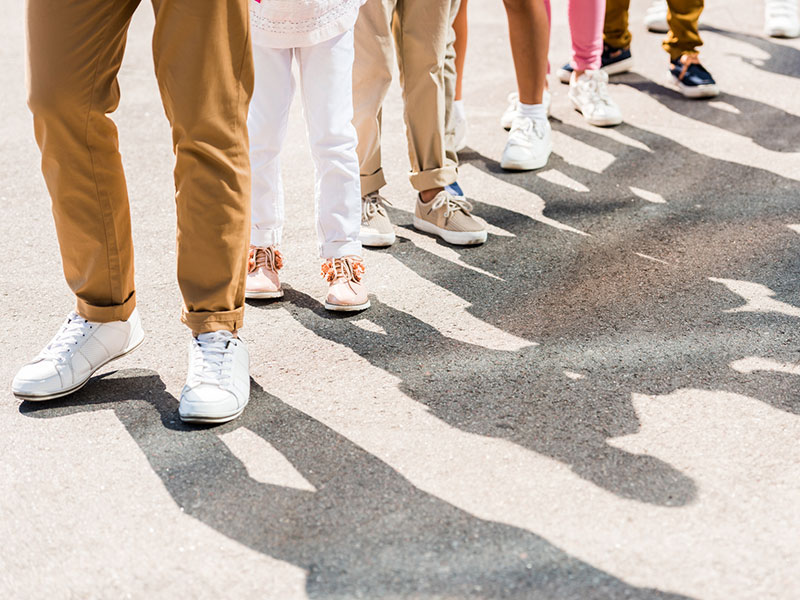 Kicks for Kids Shoes Naples Bay Rotary